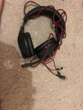 Computer gaming headset and mic