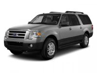 2014 Ford Expedition EL Limited (White)