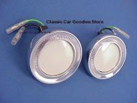 Sell 1962-1966 Chevy Impala Sport Coupe Dome Assembly (2) 1963 1964 1965 motorcycle in Aurora, Colorado, US, for US $74.99