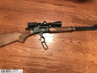 For Sale: Marlin 30-30 Lever action with scope