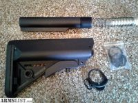 For Sale: AR15 Mil-Spec Stock and Buffer Assembly