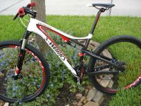 2011 Specialized S Works Epic 29er Racing Mountain bike Carbon wheels  $2000