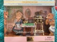 Vintage Barbie storybook favorites collector's edition. Goldilocks and the Three Bears. New in box.