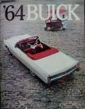 Find 1964 Buick Sales Brochure LeSabre Wildcat Electra Riviera Special Skylark motorcycle in Holts Summit, Missouri, United States, for US $26.64