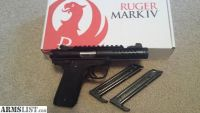 For Sale/Trade: Ruger Mark lV Lite 22/45