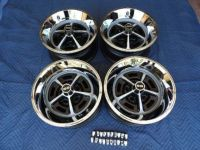 Buy 1968-1970 SET OF 4 15x7 SS CHEVELLE 396 SS NOVA CAMARO YA STYLE WHEELS COMPLETE motorcycle in Valley Center, California, United States, for US $799.99