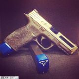 For Sale: Custom m&p 9mm