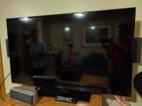"50"" element flat screen tv"