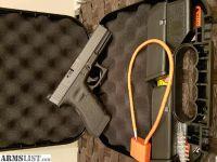 For Sale: Glock 17 gen3