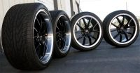 Buy Black FR500 Mustang FR500 Wheels 20x8.5 & 20x10 and tires 2005-2013 Rims motorcycle in Katy, Texas, US, for US $1,094.50