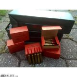 For Sale: 6.5x55 Swede Training ammo (800)