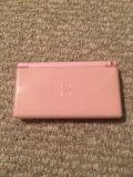 Nintendo D.S. Lite Coral Pink