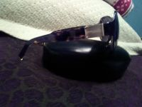 Anne Klein Sunglasses New York Hard Strong Pretty Womens