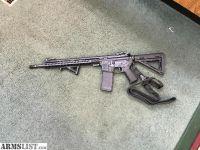 For Sale: Very Nice Well Built AR15 Rifle