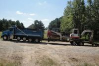 Competitive dump truck & heavy equipment financing