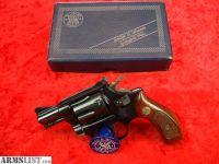 "For Sale: S&W Model of 1953 34-1 KIT GUN 2"" Barrel SW IN BOX SMITH WESSON Blue 22 LR 22Lr 63"