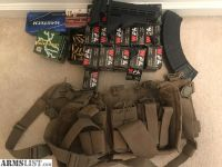 For Trade: Ammo and accessories