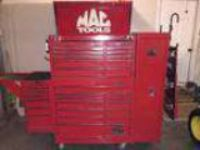 Mac tool chest plus tools