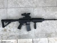 For Sale: STAG AR15 American flag engraved(left handed)