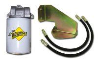 Sell BD Diesel 1064017 Full Flow Transmission Filter DODGE RAM 2500 3500 motorcycle in Naples, Florida, US, for US $294.29