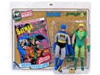 DC Retro 2 pack Green Arrow and Batman NRFP NEW!!!