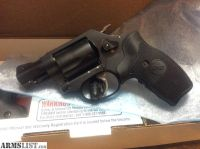 For Sale: Smith & Wesson Revolver Model 360 .38Spl 5rd with Crimson trace grips