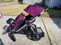 Baby jogger city select Amethyst.