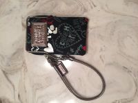 Coach wristlet that iPhone4 or 5 can fit in