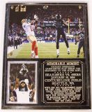 *** Richard Sherman #25 Seattle Seahawks NFC Championship Jan 19, 2014 Photo Plaque *** NEW ***