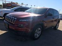 2014 Jeep CHEROKEE 4 DOOR WAGON