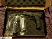 For Sale: SIG SAUER P226 TACOPS