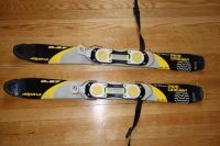 Alpina Pipe Dream Snowblades w bindings and leashes 97 cm (38 inches)
