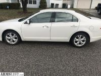 For Sale/Trade: 2012 Ford Fusion