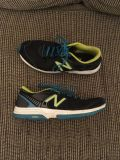 Women s New Balance Nice Tennis Shoes Sneakers Sz 8 1/2 Swap Only
