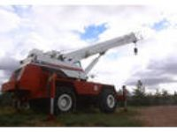 1990 Link Belt HSP-8028-Crane Equipment in Gillette, WY