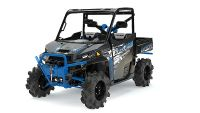 2017 Polaris Ranger XP 1000 EPS High Lifter Edition Side x Side Utility Vehicles Lowell, NC