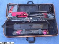 For Sale: Hoyt Tribute compound bow and accessories