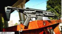 For Sale: SIG MCX Rattler PSB 300BlackOut Pistol $2499