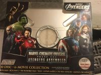 Phase One: Avengers Assembled blu Ray