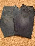 Womens Jeans  Shorts Sz. 16-18 REDUCED