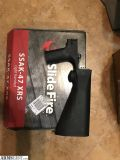For Sale: AK-47 and AR-15 (Bump fire)