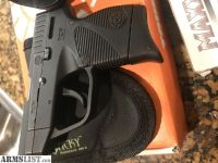 For Trade: Taurus PT 738 w/extras