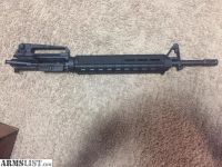 "For Sale/Trade: 20"" ar complete upper no BCG or CH"