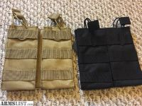 For Sale: Two AR15 magazine Molle pouches