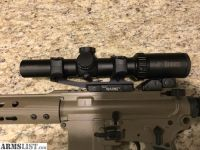 For Sale: Burris MTAC 1-4x