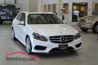 2014 Mercedes-Benz E350 4MATIC Sport 4MATIC