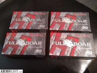 For Sale: Hornady Full Boar 308 WIN 165 GR GMX