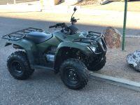 2014 Honda FourTrax Recon Utility ATVs Scottsdale, AZ