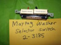 MAYTAG Washer Switch 2-[phone removed] AP243887 90 DAYS