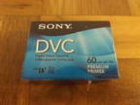 Sony DVC 60 Min. LP : 90 Premium NEW! Rare